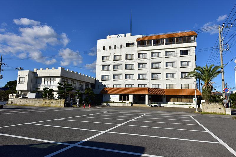 ホテル 白洋