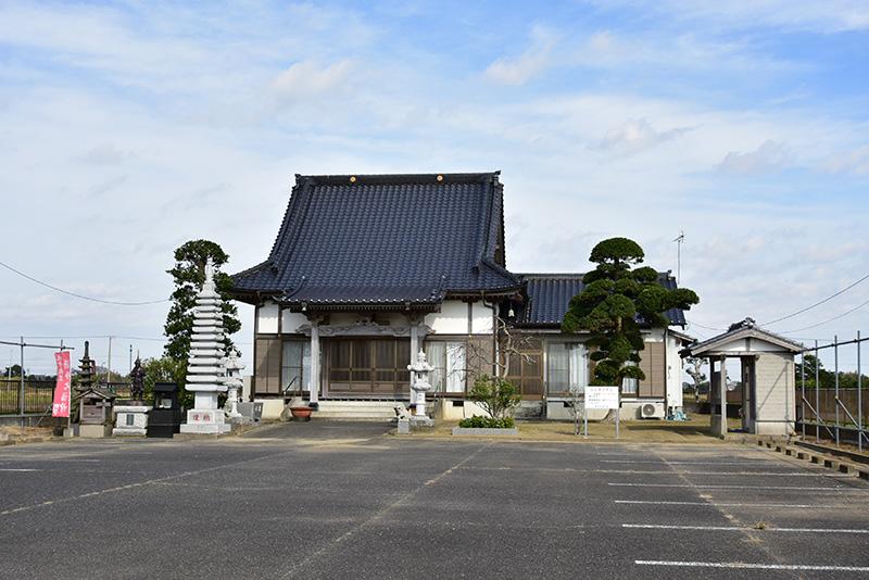 真光寺(浜の七福神)