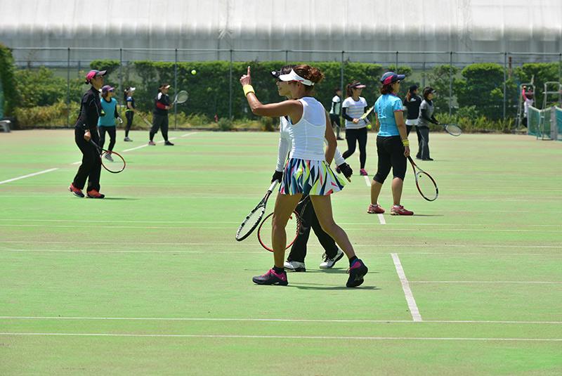 白子テニスフェスティバル